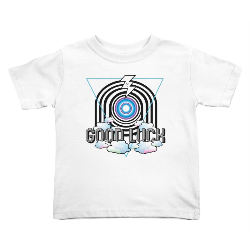 Good Luck Gateway Kids Toddler T-Shirt by Vinnie Ray's Apparel Shop