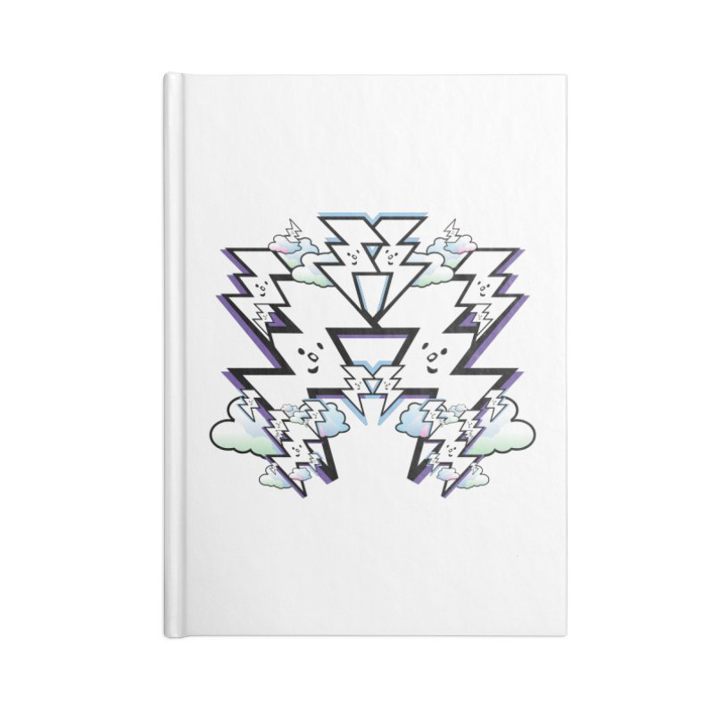 Good Luck Energy Field Accessories Notebook by Vinnie Ray's Apparel Shop