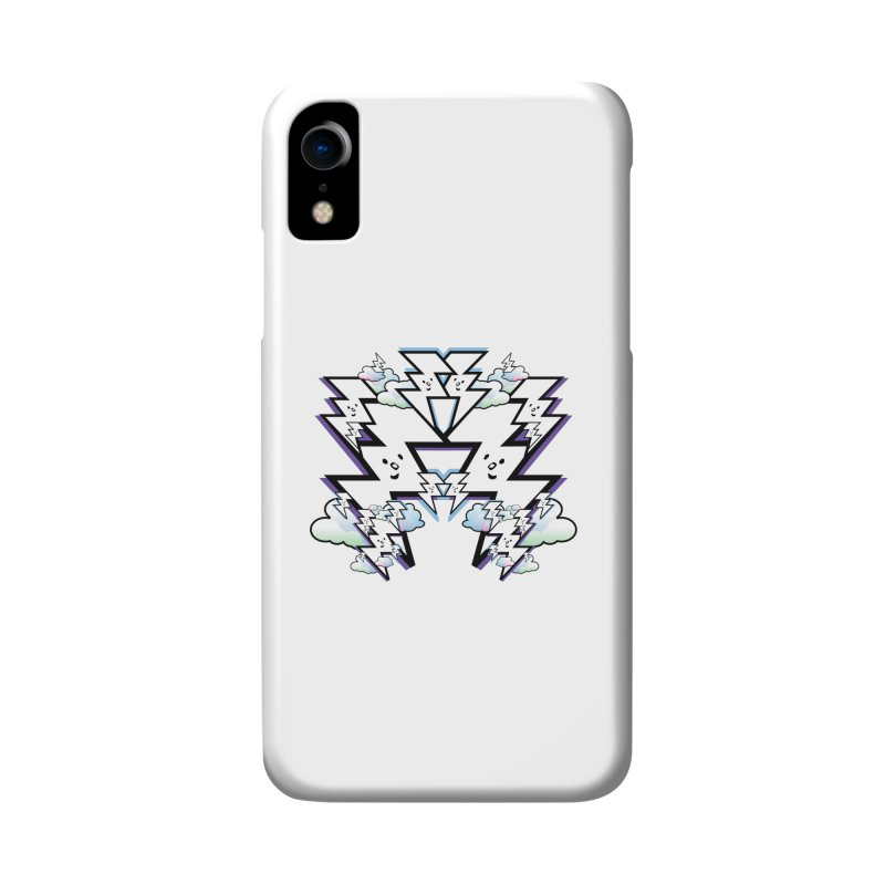 Good Luck Energy Field Accessories Phone Case by Vinnie Ray's Apparel Shop