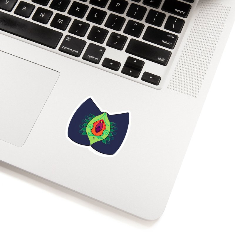 Avulvacado Accessories Sticker by Vino & Vulvas Artist Shop