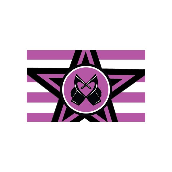 image for Drag Flag Logo by Vinsantos