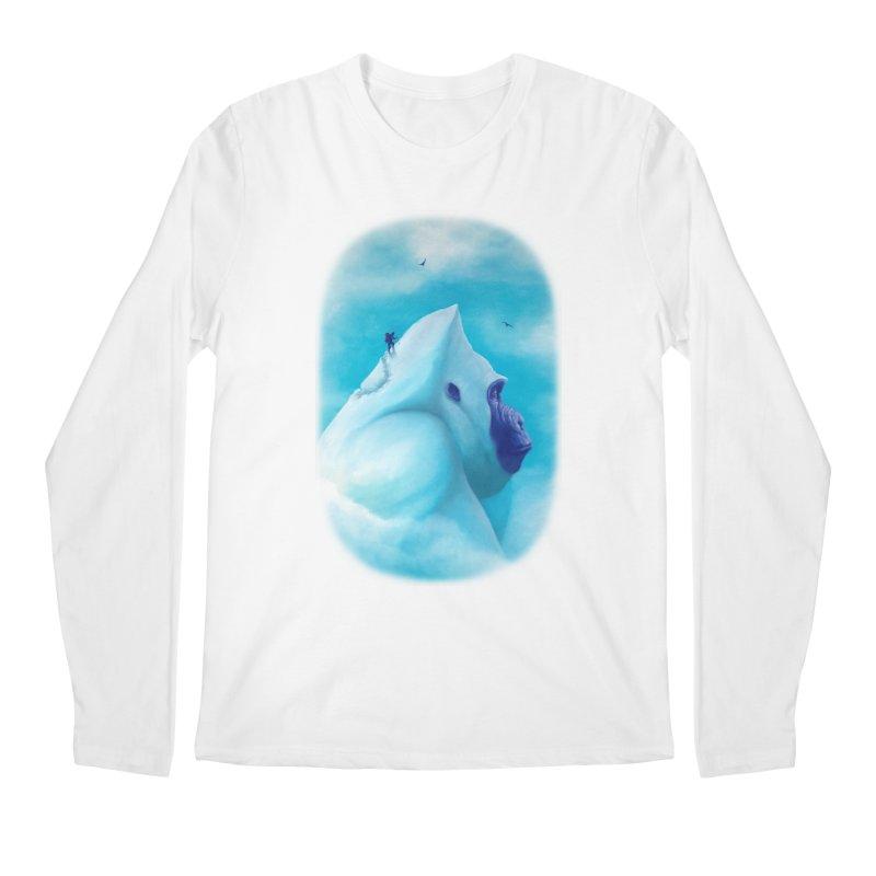 over the rainbow Men's Longsleeve T-Shirt by vinssevintz's Artist Shop