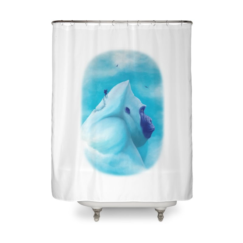 over the rainbow Home Shower Curtain by vinssevintz's Artist Shop