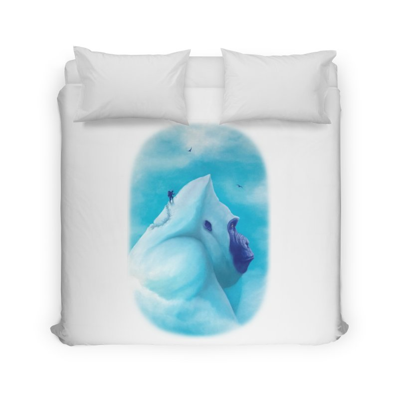 over the rainbow Home Duvet by vinssevintz's Artist Shop
