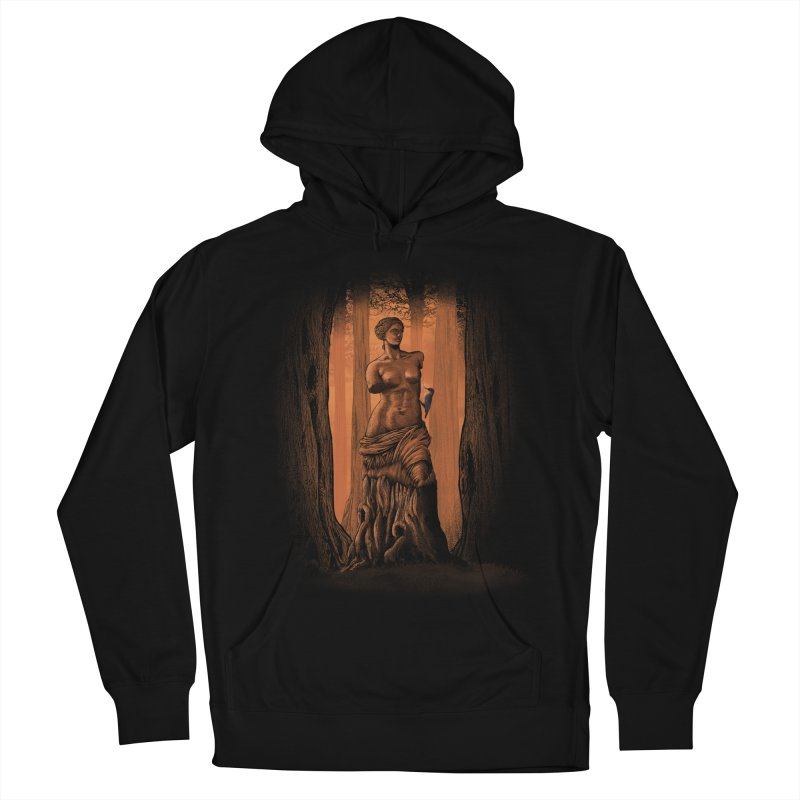 crazy woodpecker Men's Pullover Hoody by vinssevintz's Artist Shop