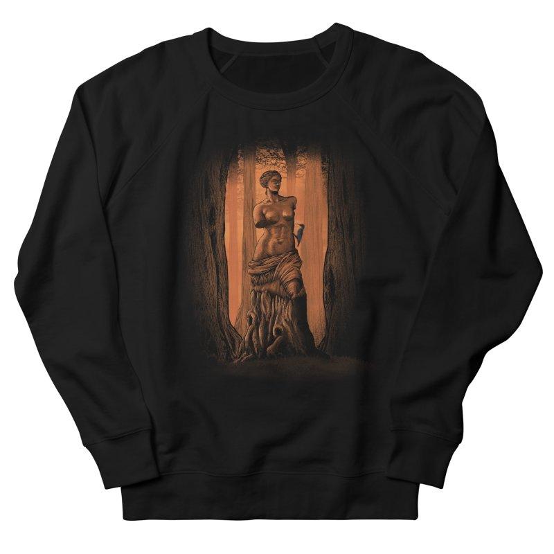 crazy woodpecker Men's Sweatshirt by vinssevintz's Artist Shop