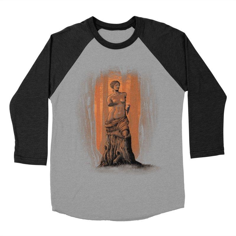 crazy woodpecker Men's Baseball Triblend T-Shirt by vinssevintz's Artist Shop