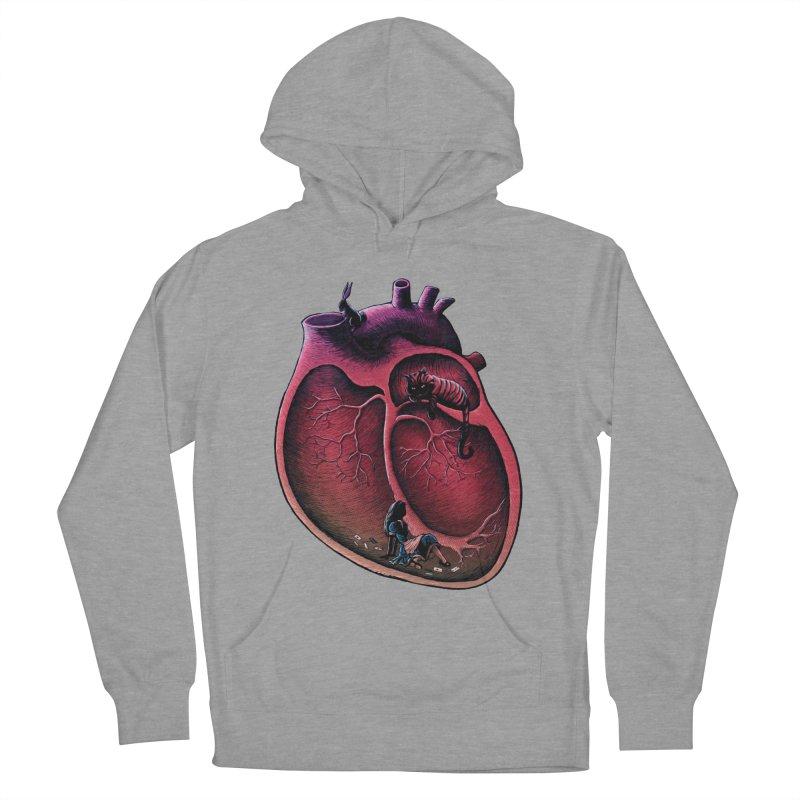 Alice in my heart Men's Pullover Hoody by vinssevintz's Artist Shop