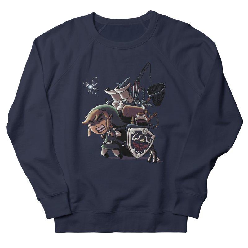 hard adventure Men's Sweatshirt by vinssevintz's Artist Shop