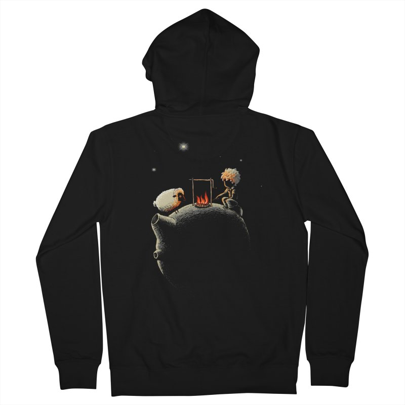 draw me a ship Men's Zip-Up Hoody by vinssevintz's Artist Shop