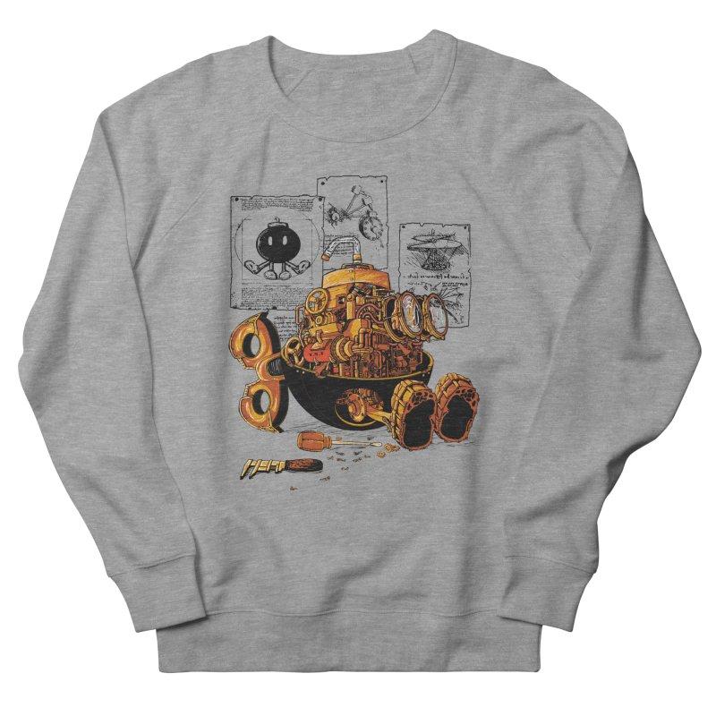 work of the genius Men's Sweatshirt by vinssevintz's Artist Shop