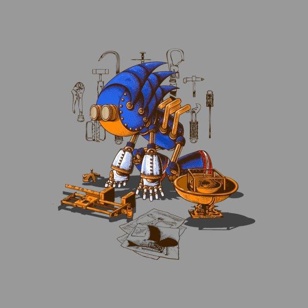 image for da vinci hedgehog