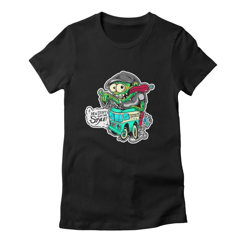 Weirdo Women's T-Shirt by Vintage 55 Restorations