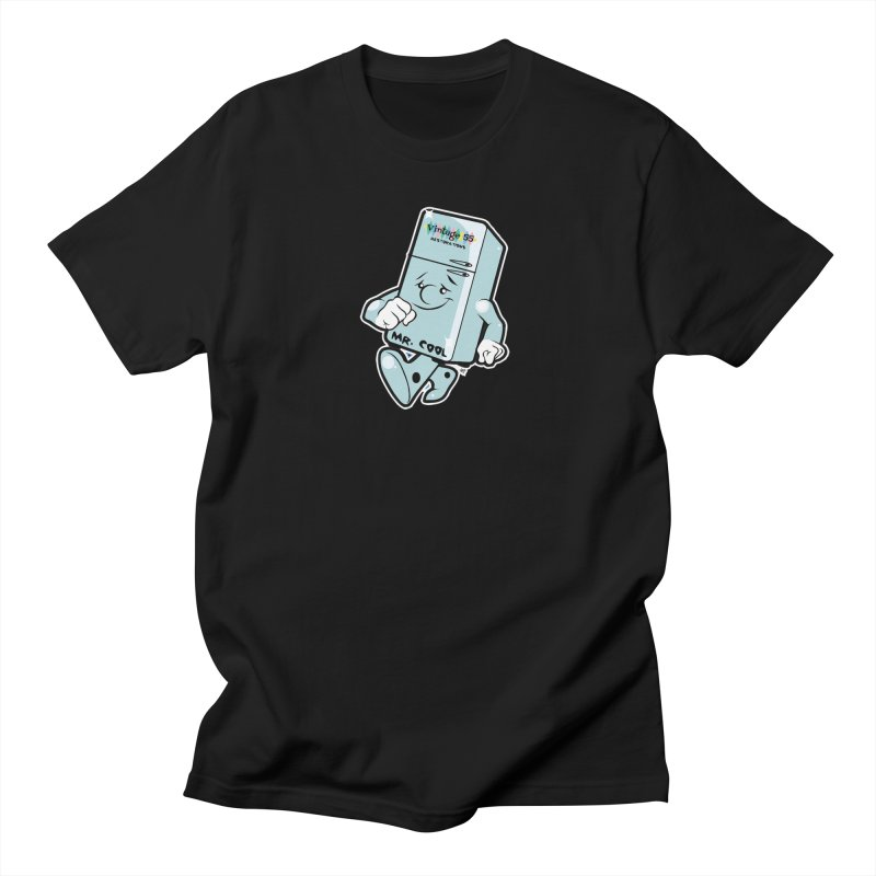 Mr. Cool Men's T-Shirt by Vintage 55 Restorations