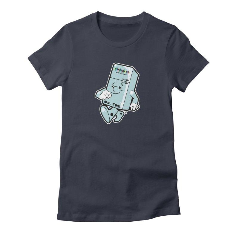 Mr. Cool Women's T-Shirt by Vintage 55 Restorations