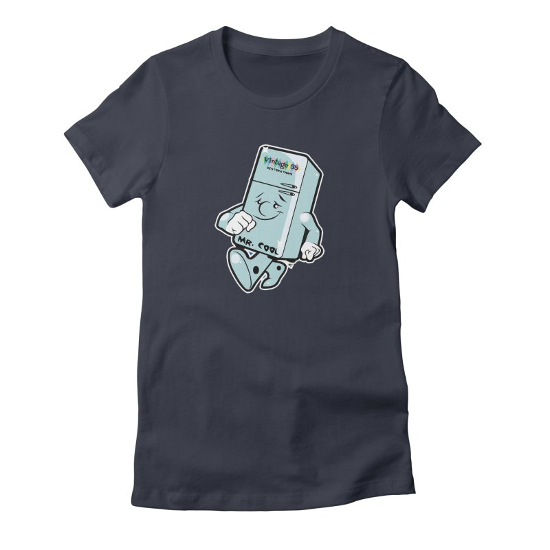 Mr. Cool Women's T-Shirt by Vintage 55 Restorations