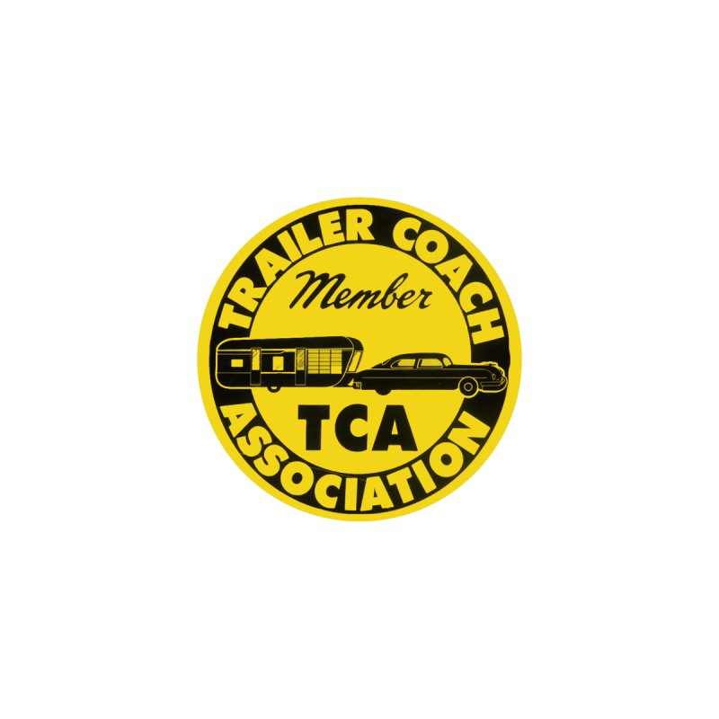 Vintage Trailer Coach Association Accessories Sticker by Vintage 55 Restorations