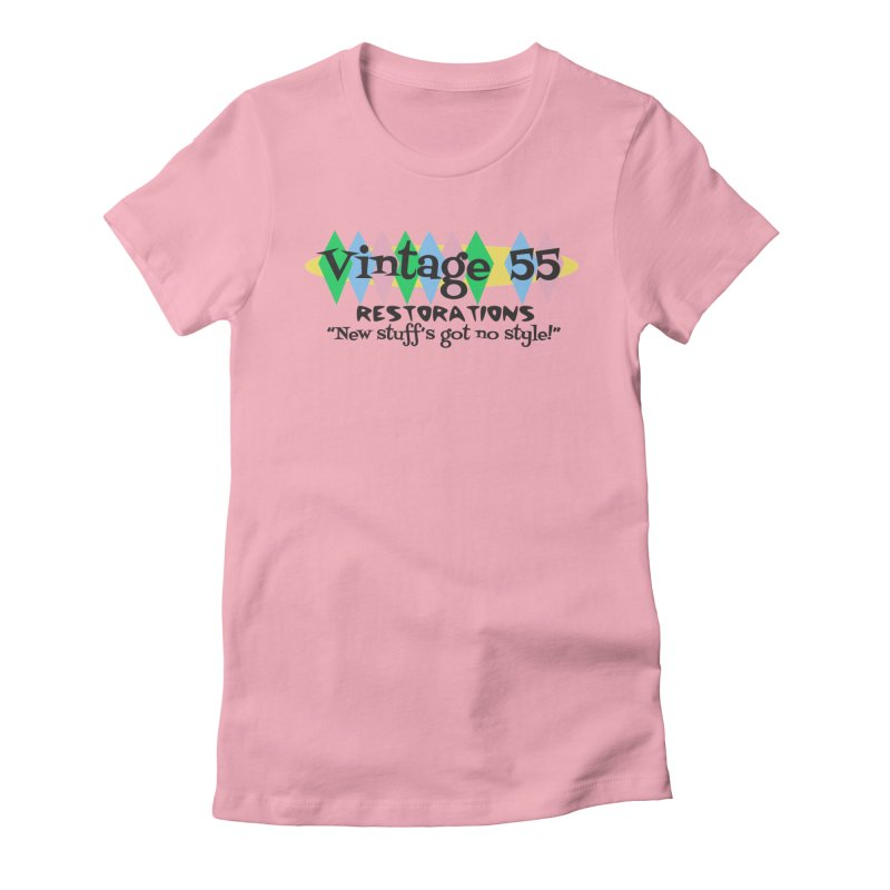 Original Logo Women's T-Shirt by Vintage 55 Restorations