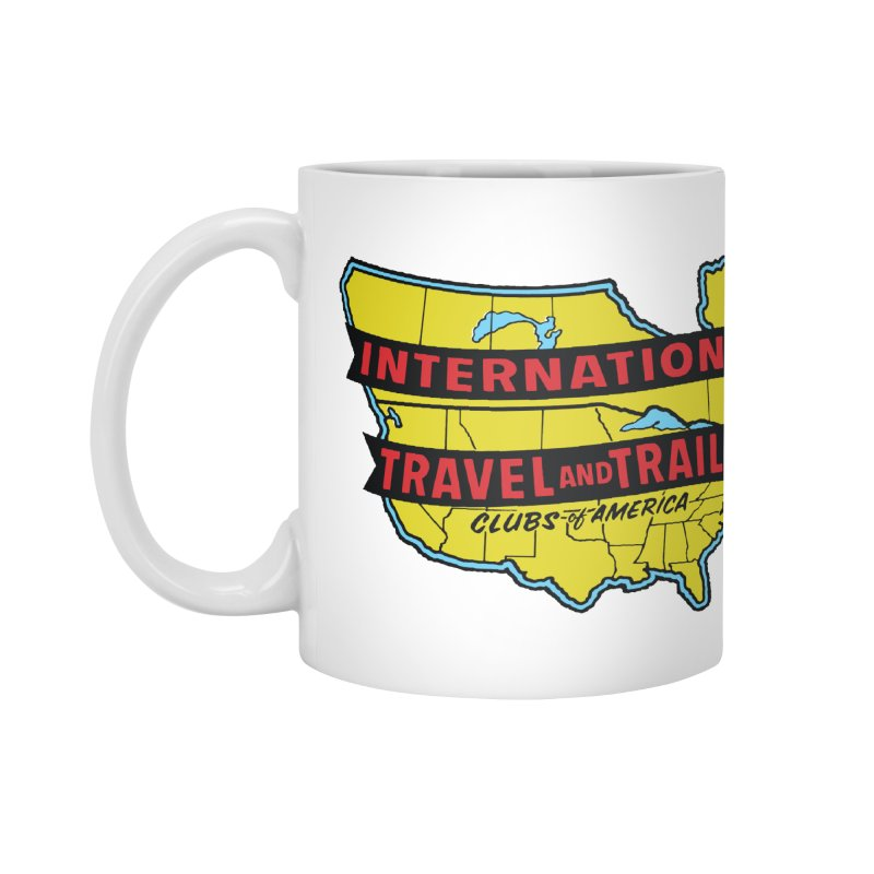 Vintage travel trailer club Accessories Mug by Vintage 55 Restorations