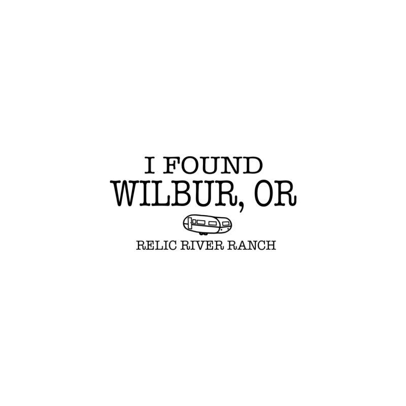 I Found Wilbur Oregon Accessories Bag by Vintage 55 Restorations