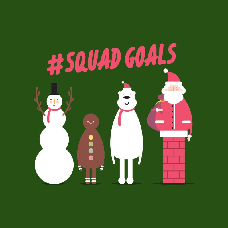 #SquadGoals by Vintage Pop Tee's Artist Shop