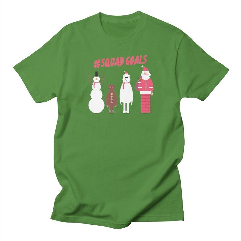 #SquadGoals Men's T-Shirt by Vintage Pop Tee's Artist Shop