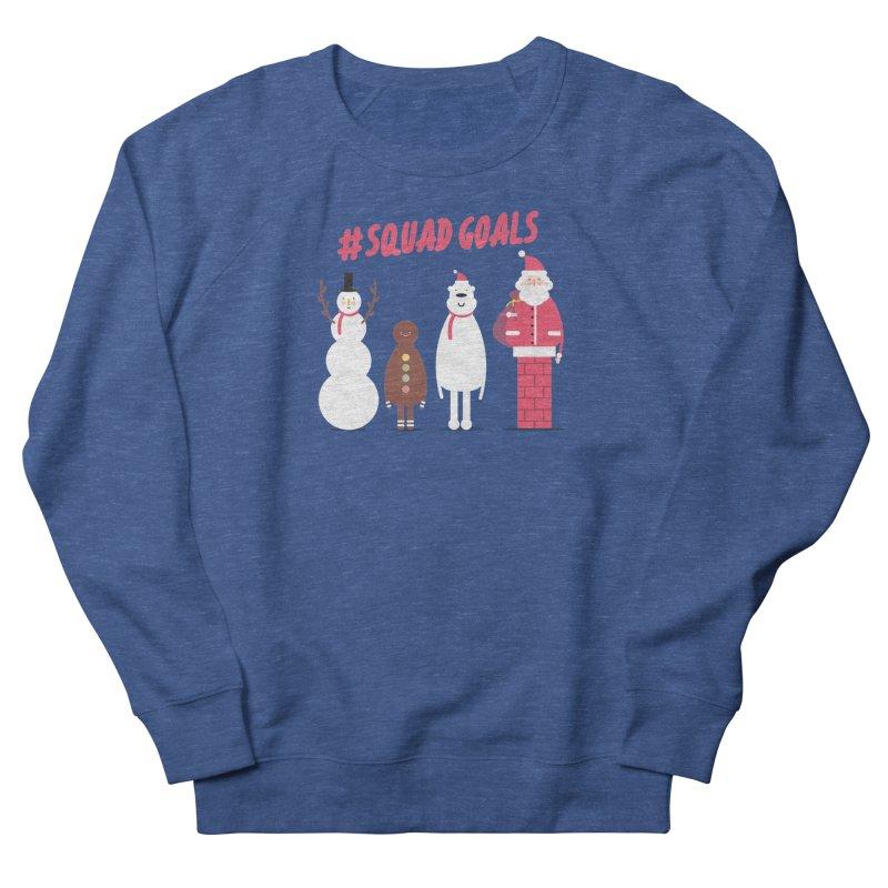 #SquadGoals Men's Sweatshirt by Vintage Pop Tee's Artist Shop