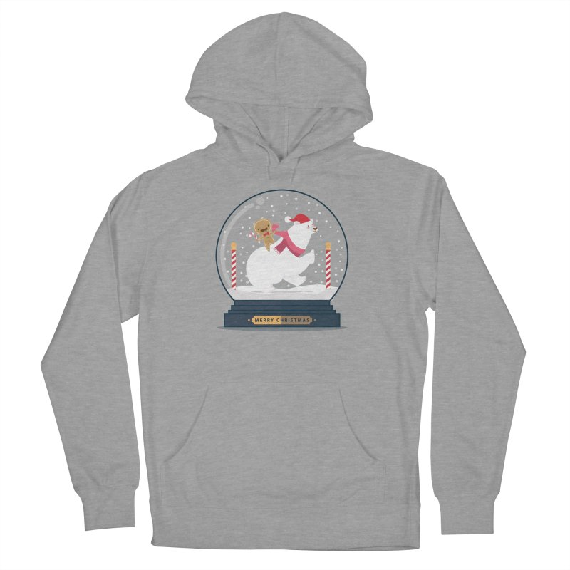 GINGER RIDER Women's Pullover Hoody by Vintage Pop Tee's Artist Shop