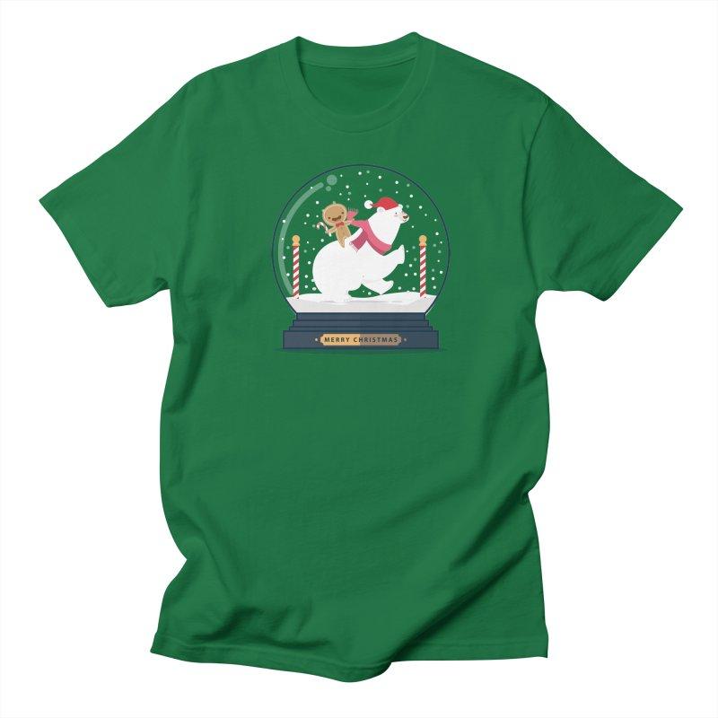 GINGER RIDER Women's Unisex T-Shirt by Vintage Pop Tee's Artist Shop