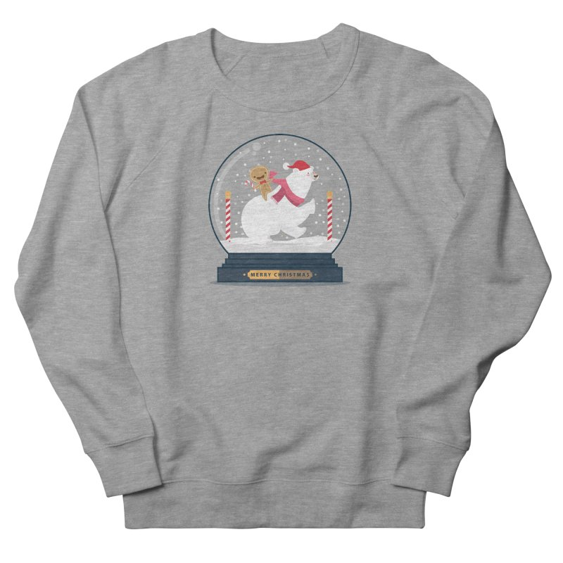 GINGER RIDER Men's Sweatshirt by Vintage Pop Tee's Artist Shop