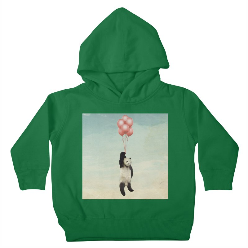 Pandaloon Kids Toddler Pullover Hoody by vinzzep's Artist Shop