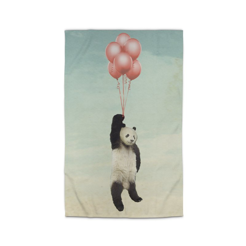 Pandaloon Home Rug by vinzzep's Artist Shop