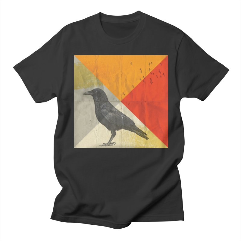 Angle of a Raven   by vinzzep's Artist Shop