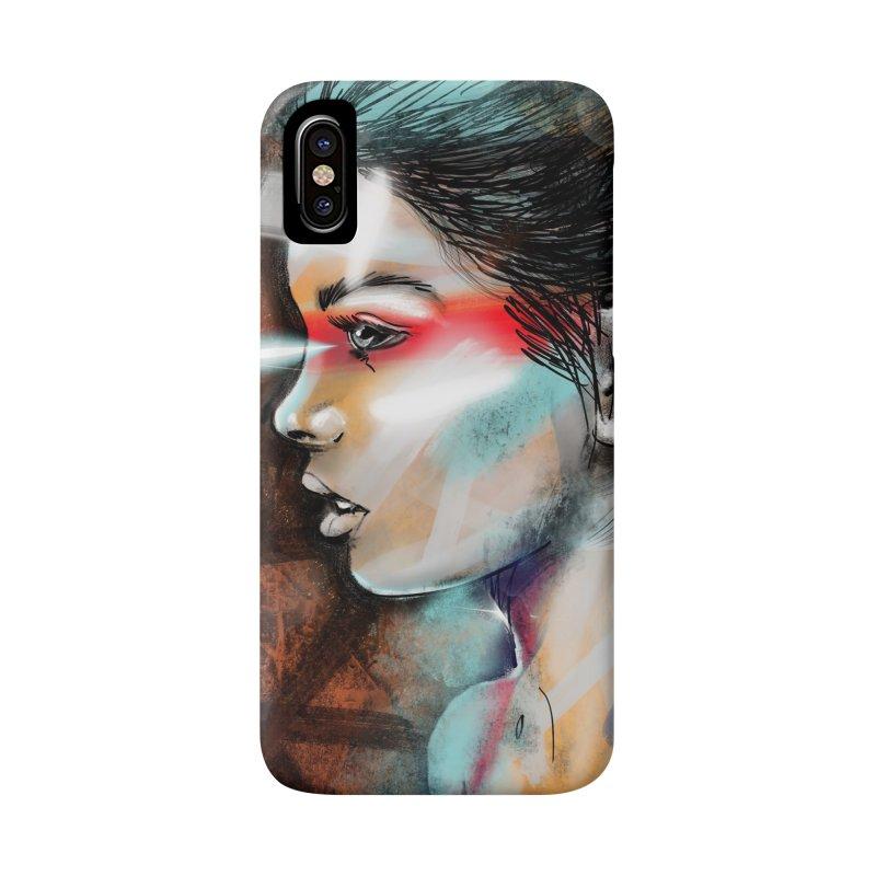 Nova Spike Accessories Phone Case by Vin Zzep's Artist Shop