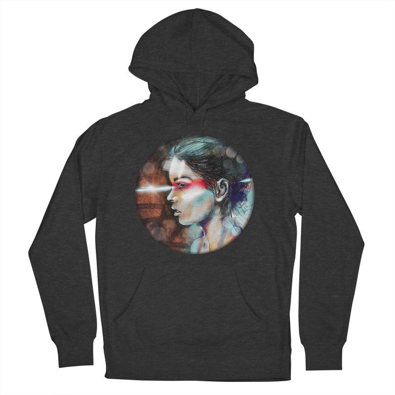 Nova Spike Women's Pullover Hoody by Vin Zzep's Artist Shop