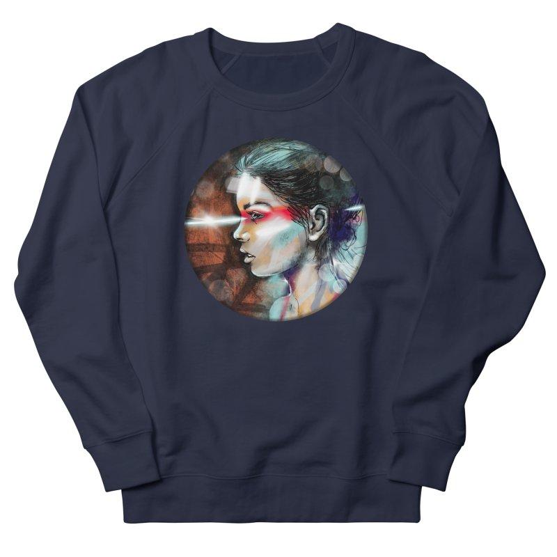 Nova Spike Men's Sweatshirt by Vin Zzep's Artist Shop