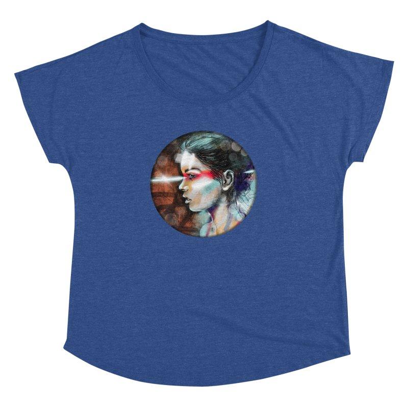 Nova Spike Women's Dolman by Vin Zzep's Artist Shop