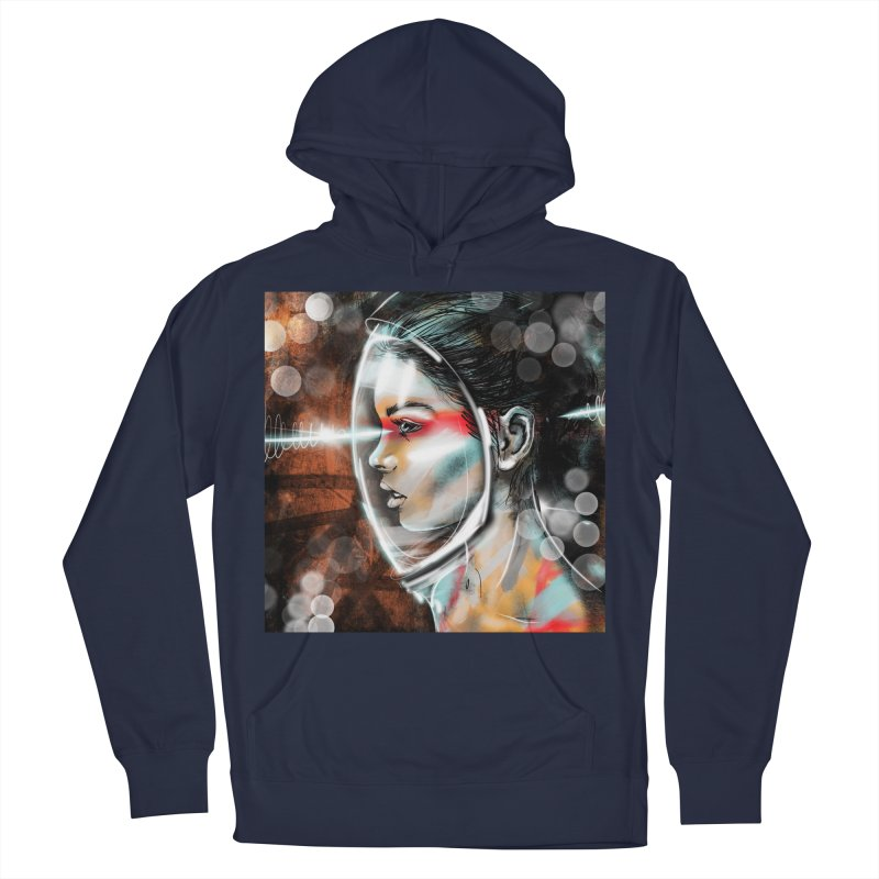 Nova Spike 01 Men's Pullover Hoody by Vin Zzep's Artist Shop