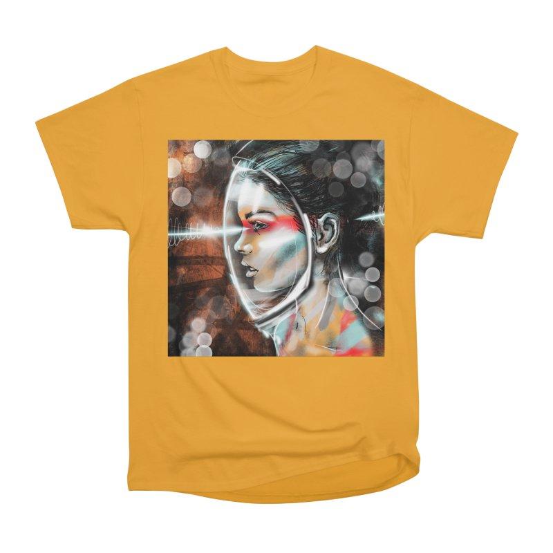 Nova Spike 01 Men's Heavyweight T-Shirt by Vin Zzep's Artist Shop