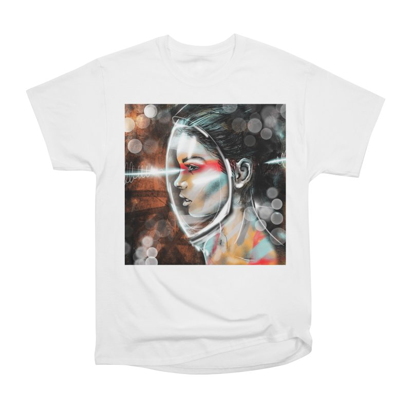 Nova Spike 01 Women's Classic Unisex T-Shirt by Vin Zzep's Artist Shop