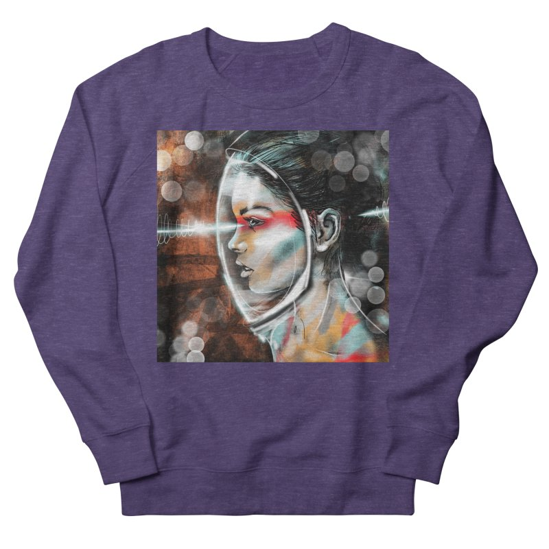 Nova Spike 01 Men's Sweatshirt by Vin Zzep's Artist Shop