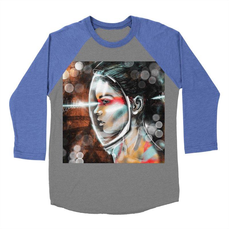 Nova Spike 01 Women's Baseball Triblend T-Shirt by Vin Zzep's Artist Shop