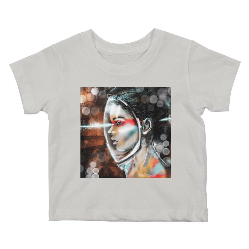Nova Spike 01 Kids Baby T-Shirt by Vin Zzep's Artist Shop