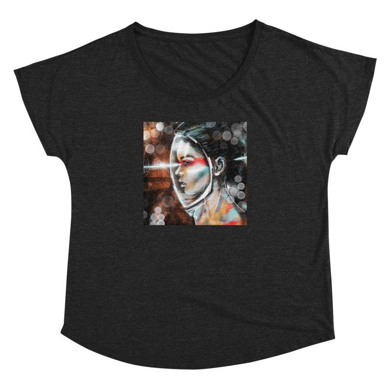 Nova Spike 01 Women's Dolman by Vin Zzep's Artist Shop