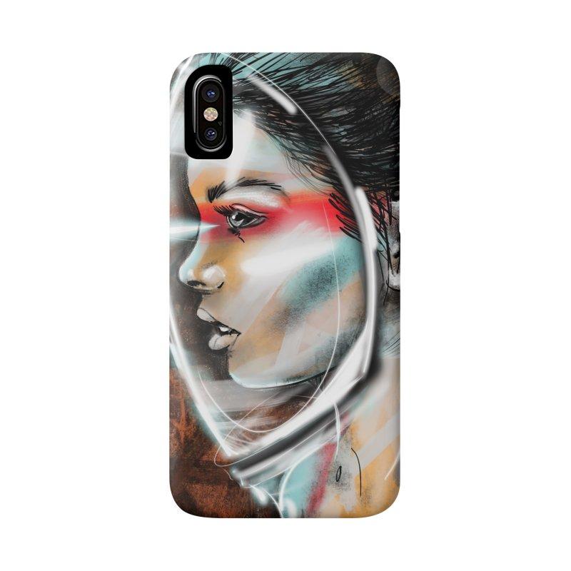 Nova Spike 01 Accessories Phone Case by Vin Zzep's Artist Shop