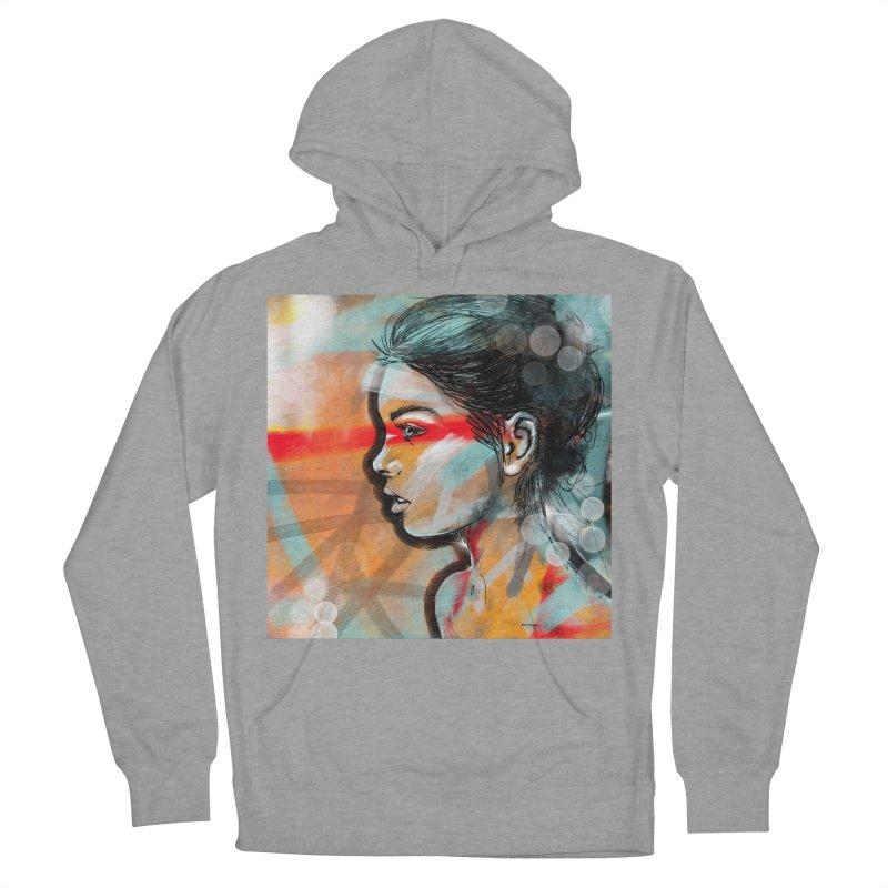 Nova Women's Pullover Hoody by Vin Zzep's Artist Shop