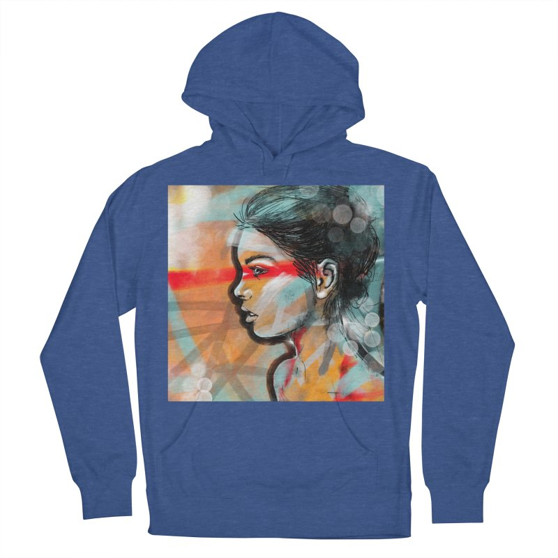 Nova Men's Pullover Hoody by Vin Zzep's Artist Shop