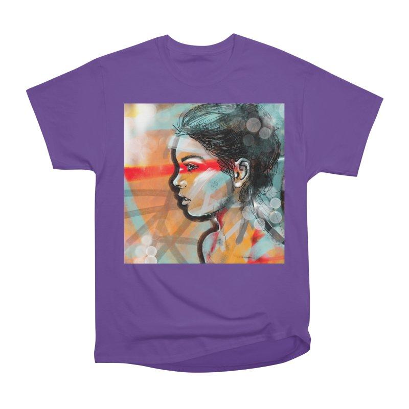 Nova Women's Classic Unisex T-Shirt by Vin Zzep's Artist Shop