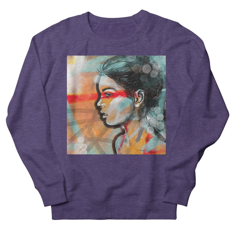 Nova Women's Sweatshirt by Vin Zzep's Artist Shop