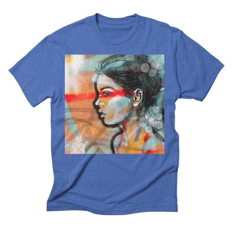 Nova Men's Triblend T-Shirt by Vin Zzep's Artist Shop